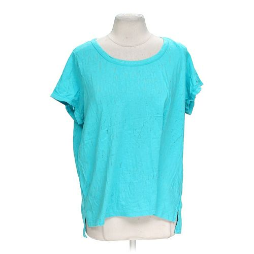 Xersion Basic T-shirt in size 1X at up to 95% Off - Swap.com