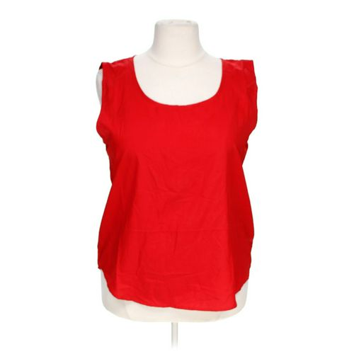 Basic Tank Top in size 2X at up to 95% Off - Swap.com