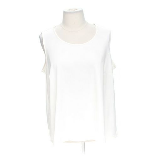 Catherines Basic Tank Top in size 2X at up to 95% Off - Swap.com