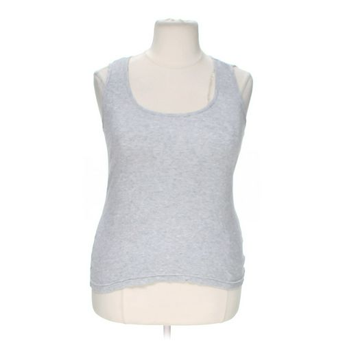 Mix & Co. Fashion Basic Tank Top in size 1X at up to 95% Off - Swap.com