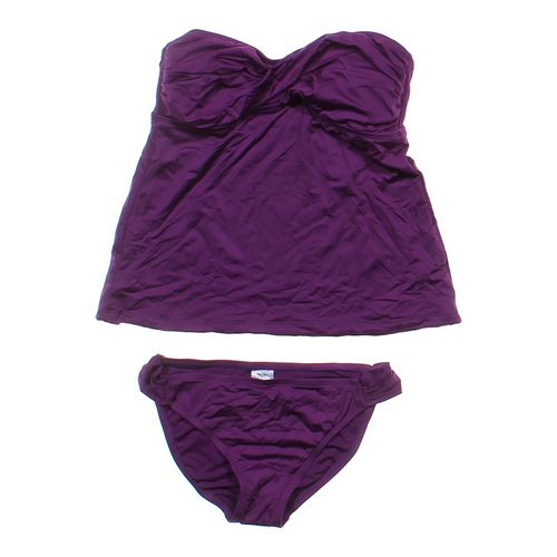 Mossimo Supply Co. Basic Tankini in size JR 7 at up to 95% Off - Swap.com