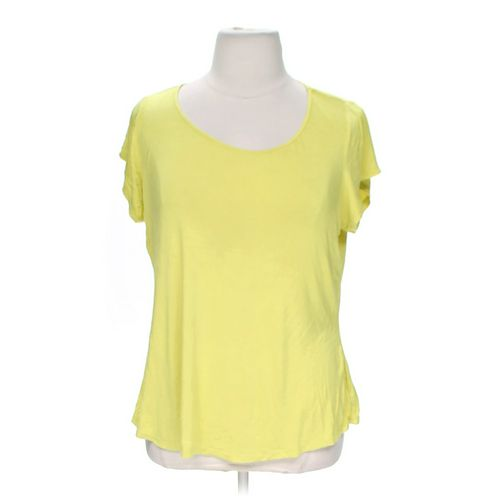 Worthington Basic Tee in size 2X at up to 95% Off - Swap.com