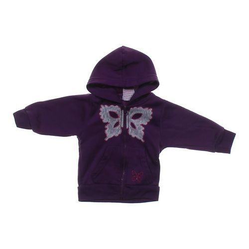 Teddy Boom Basic Zipping Hoodie in size 3 mo at up to 95% Off - Swap.com