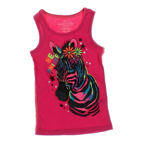 """Faded Glory """"Be Unique"""" Tank Top in size 6X at up to 95% Off - Swap.com"""