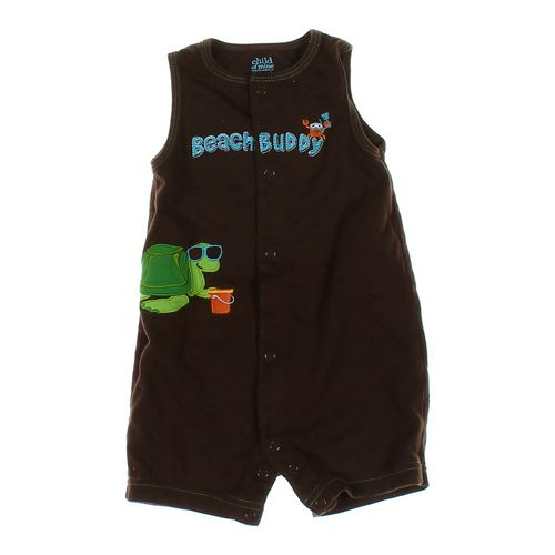 Child of Mine Beach Buddy Romper in size 6 mo at up to 95% Off - Swap.com