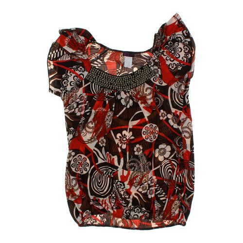 Agenda Beaded Blouse in size JR 3 at up to 95% Off - Swap.com