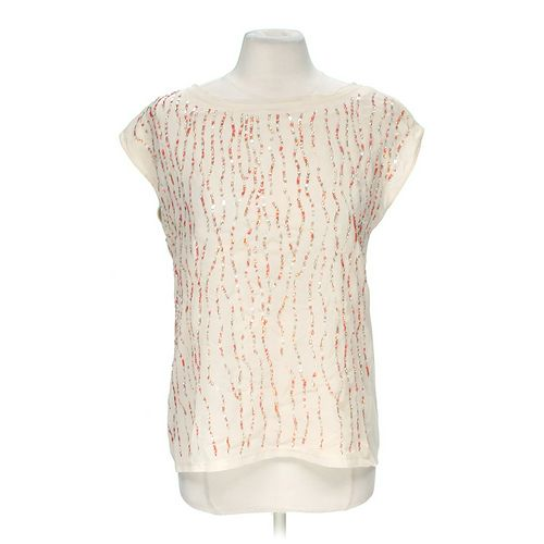 Jennifer Lopez Beaded Sleeveless Blouse in size M at up to 95% Off - Swap.com