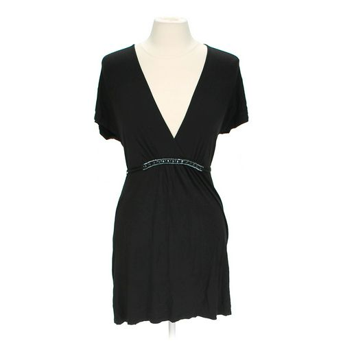 New York & Company Beaded Trendy Dress in size M at up to 95% Off - Swap.com