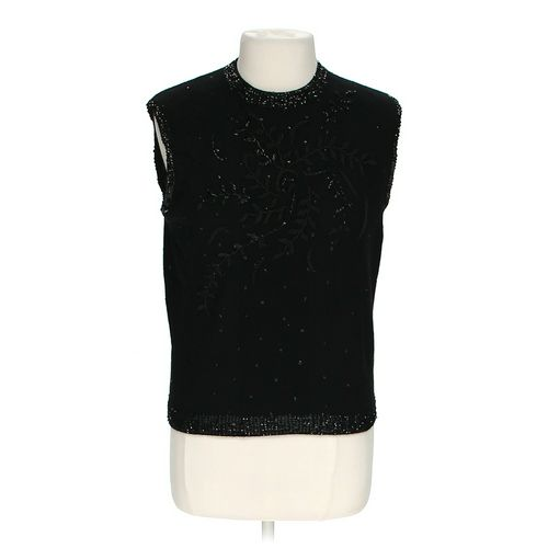 Monrose Sportswear Beaded Vest in size 12 at up to 95% Off - Swap.com