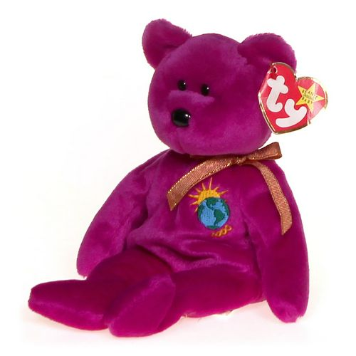 Ty Beanie Baby Bear at up to 95% Off - Swap.com