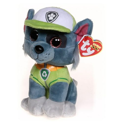 Ty Beanie Boo's Paw Patrol Rocky at up to 95% Off - Swap.com