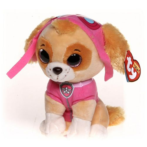 Ty Beanie Boo's Paw Patrol Skye at up to 95% Off - Swap.com