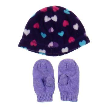 Beanie & Mittens Set for Sale on Swap.com