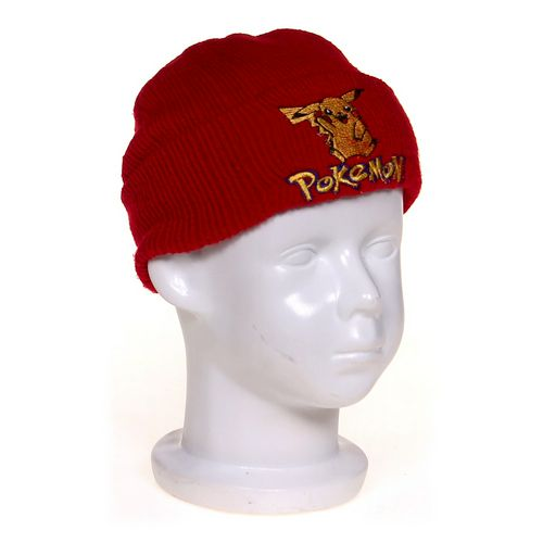 Pokémon Beanie in size One Size at up to 95% Off - Swap.com
