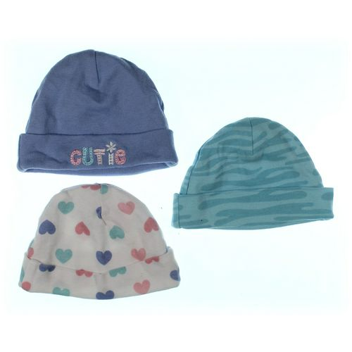 Gerber Beanie Set of 3 in size 3 mo at up to 95% Off - Swap.com