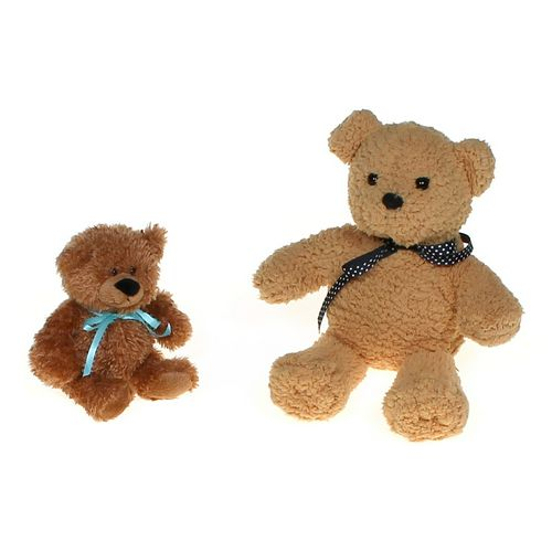 Ganz Bear Plush Set at up to 95% Off - Swap.com
