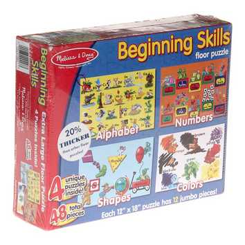 Beginning Skills Floor Puzzle for Sale on Swap.com