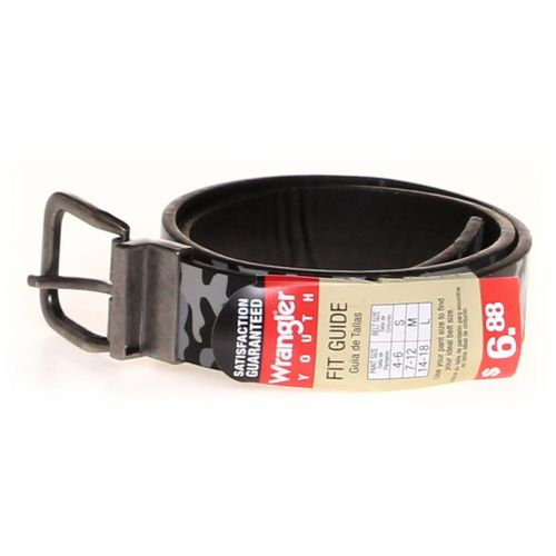 Wrangler Belt in size 7 at up to 95% Off - Swap.com
