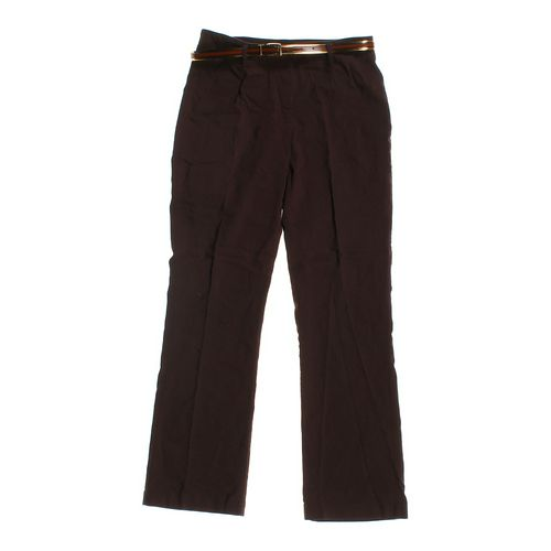 City Streets Belted Dress Pants in size JR 9 at up to 95% Off - Swap.com