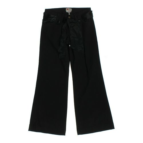 Twill Twenty Two Belted Flared Pants in size 4 at up to 95% Off - Swap.com