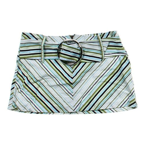 XOXO Belted Skirt in size JR 3 at up to 95% Off - Swap.com