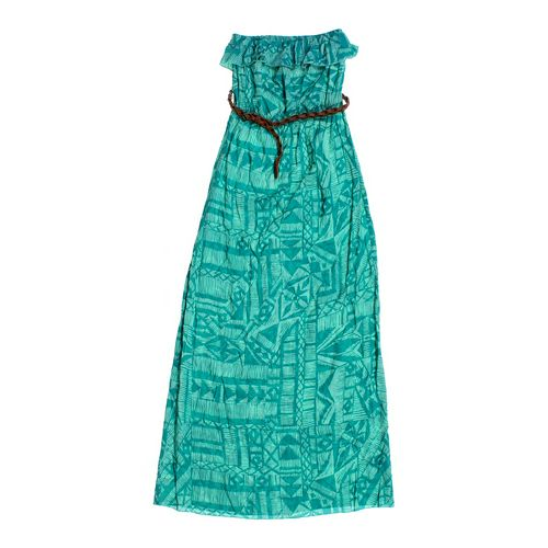 Trixxi Belted Sleeveless Dress in size JR 3 at up to 95% Off - Swap.com