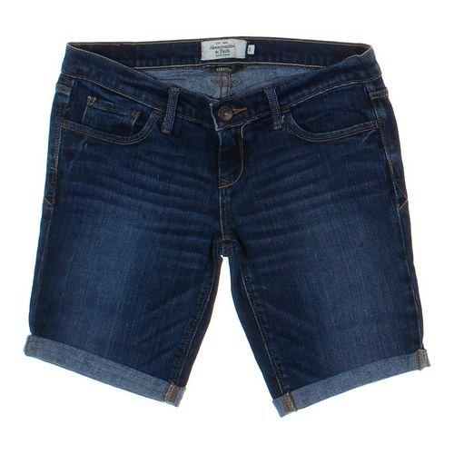 Abercrombie & Fitch Bermuda Shorts in size 2 at up to 95% Off - Swap.com