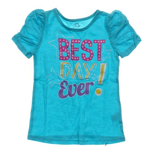 "Okie Dokie ""Best Day Ever!"" Shirt in size 4/4T at up to 95% Off - Swap.com"