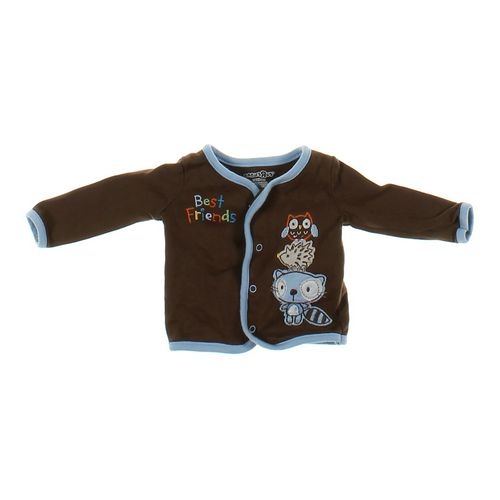 """Babies R Us """"Best Friends"""" Snap-up Shirt in size NB at up to 95% Off - Swap.com"""
