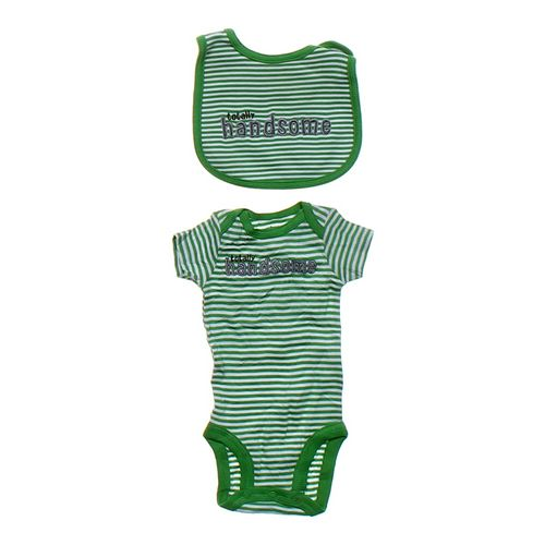 Just One You Bib & Bodysuit Set in size NB at up to 95% Off - Swap.com