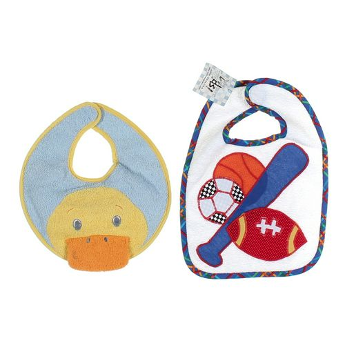 Mullin Square Kids Bib Set of 2 in size One Size at up to 95% Off - Swap.com