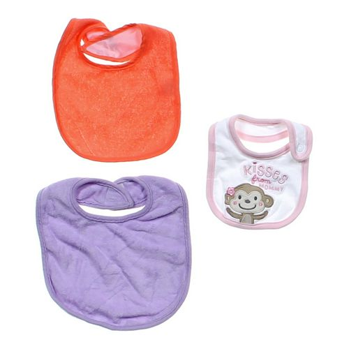 Specialty Baby Bib Set in size One Size at up to 95% Off - Swap.com