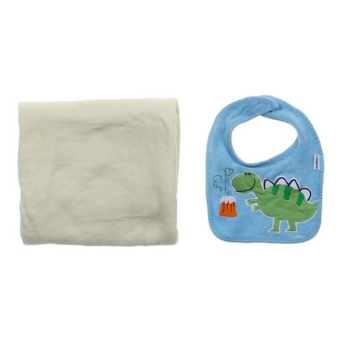 Gerber Bib & Swaddle Towel Set in size NB at up to 95% Off - Swap.com