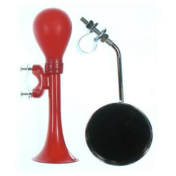 Bicycle Horn and Reflector for Sale on Swap.com