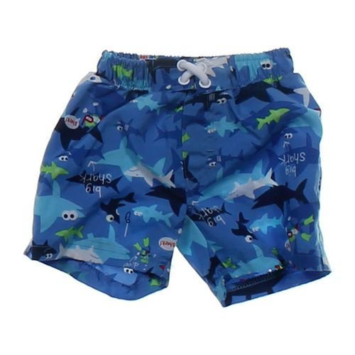"Baby Headquarters ""Big Shark"" Swim Shorts in size 3 mo at up to 95% Off - Swap.com"
