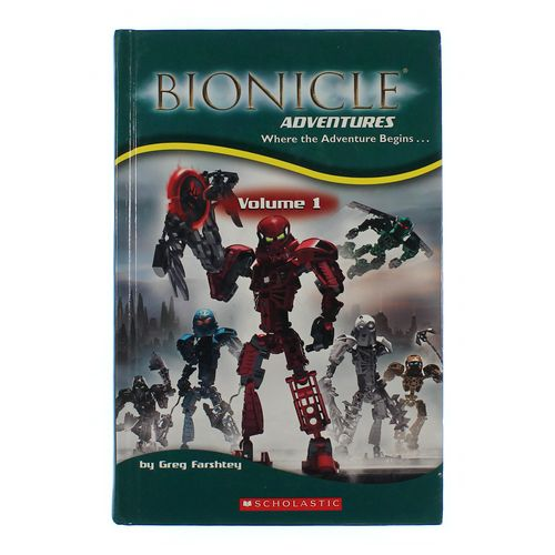 BIONICLE ADVENTURES WHERE THE ADVENTURE BEGINS at up to 95% Off - Swap.com