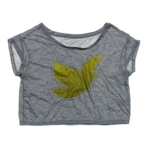 Dream Out Loud by Selena Gomez Bird Graphic Cropped Shirt in size JR 3 at up to 95% Off - Swap.com