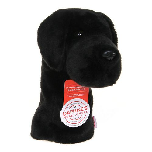 Daphne's Headcovers Black Lab Golf Headcover at up to 95% Off - Swap.com