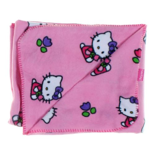Hello Kitty Blanket at up to 95% Off - Swap.com