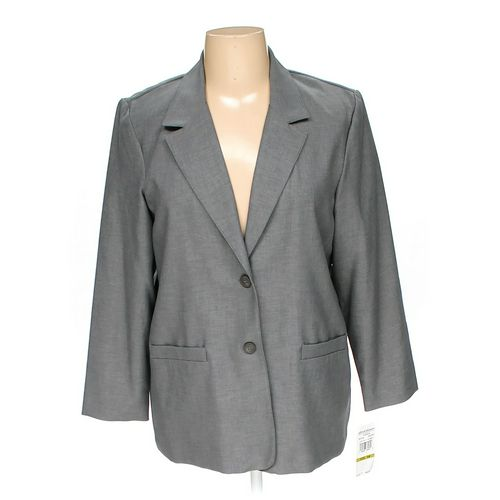 Alfred Dunner Blazer in size 14 at up to 95% Off - Swap.com