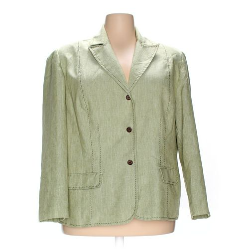 Alfred Dunner Blazer in size 22 at up to 95% Off - Swap.com