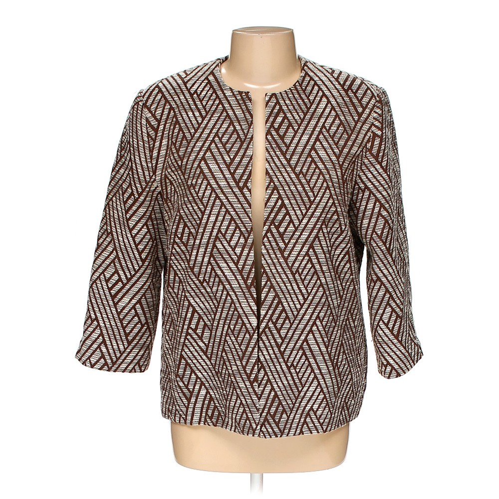 97b214c25b9 Alfred Dunner Blazer in size 12 at up to 95% Off - Swap.com