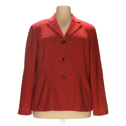 Anna Maxwell Blazer in size 20 at up to 95% Off - Swap.com