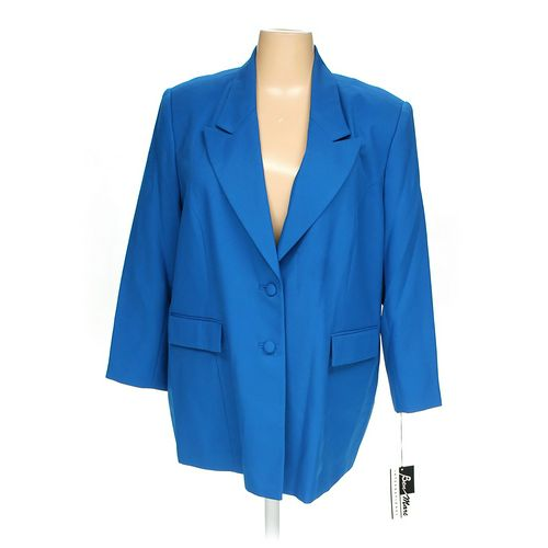 Beu Marc International Blazer in size 24 at up to 95% Off - Swap.com