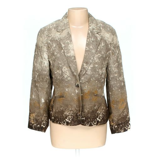 Coldwater Creek Blazer in size 10 at up to 95% Off - Swap.com