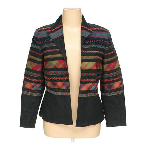 Coldwater Creek Blazer in size 14 at up to 95% Off - Swap.com
