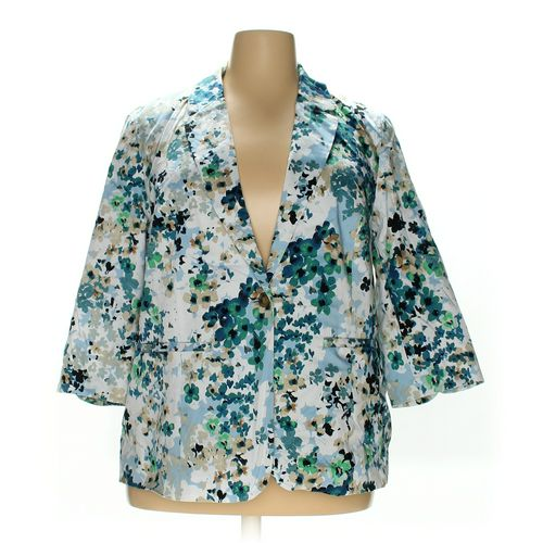 Coldwater Creek Blazer in size 20 at up to 95% Off - Swap.com