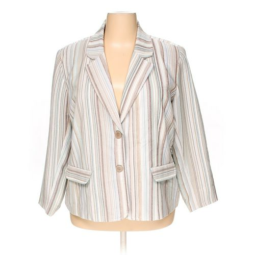 Dialogue Blazer in size 2X at up to 95% Off - Swap.com
