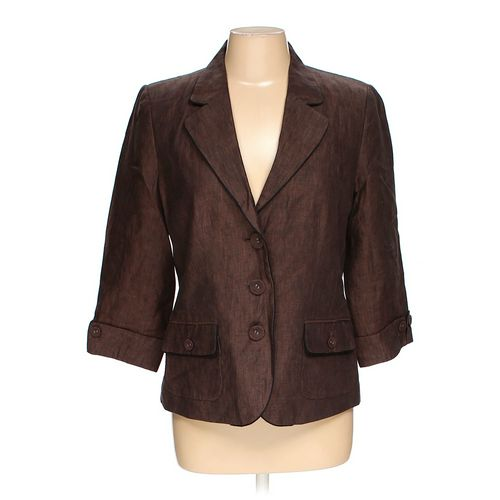 dressbarn Blazer in size M at up to 95% Off - Swap.com