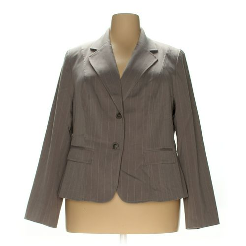 Lane Bryant Blazer in size 20 at up to 95% Off - Swap.com